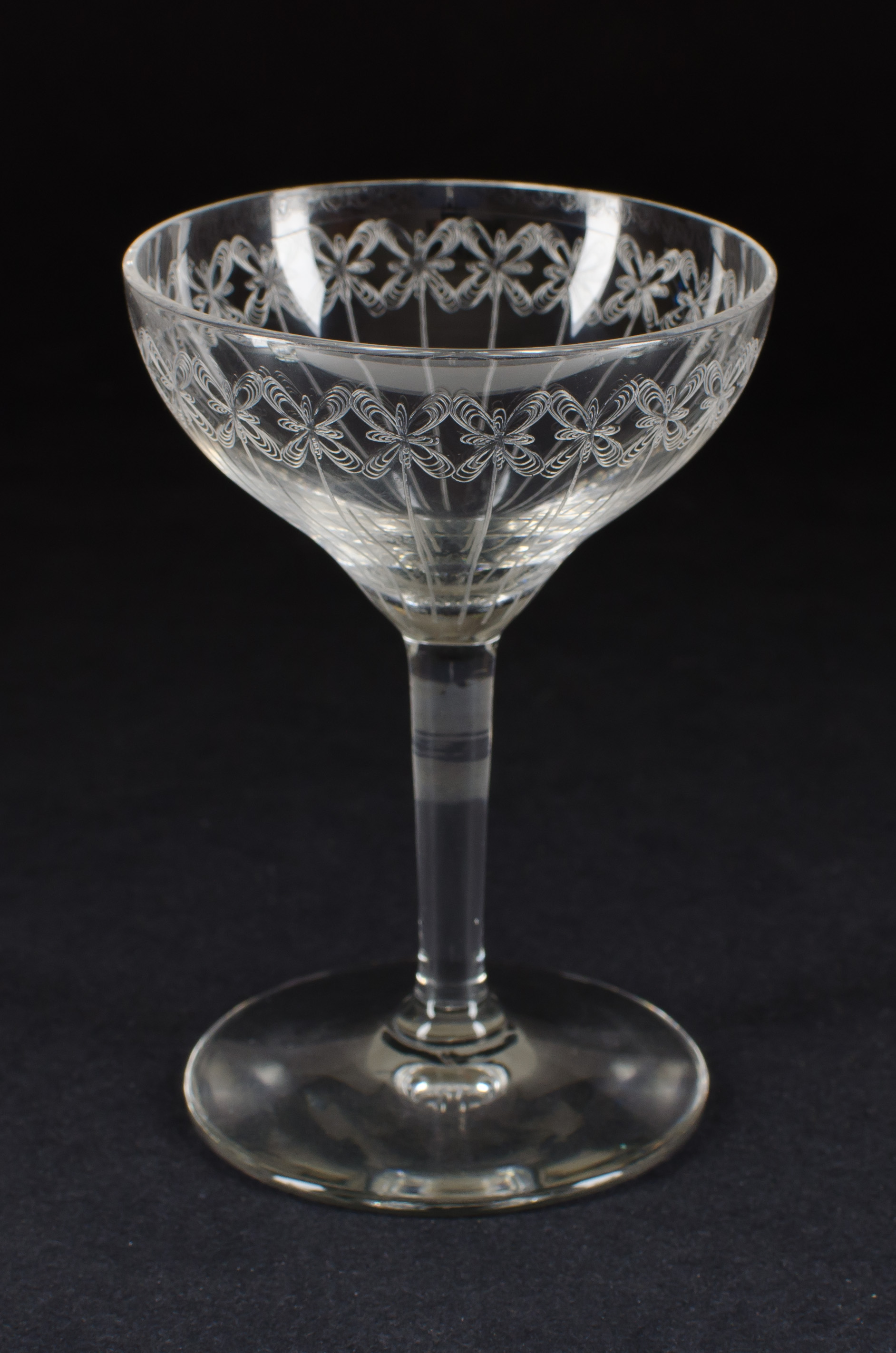 ccba901f4d3 Antique Cocktail Glasses - Bitterroot Public Library